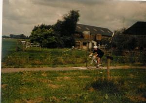 Triatlon Wehl 1993
