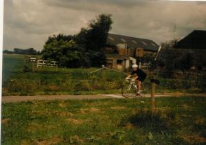 Triatlon Wehl 1993