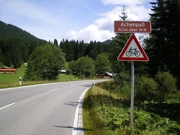 Achenpass